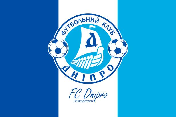 флаг FC Dnipro (football-00002)