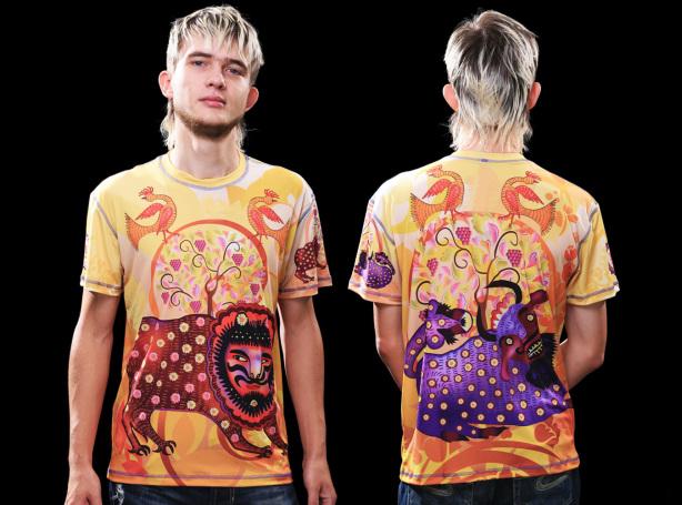 футболка приймаченко (art-t-shirt03)