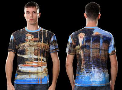футболка Эдвард Мане (art-t-shirt06)