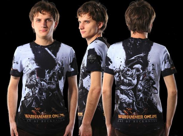 футболка вархаммер (art-t-shirt15)
