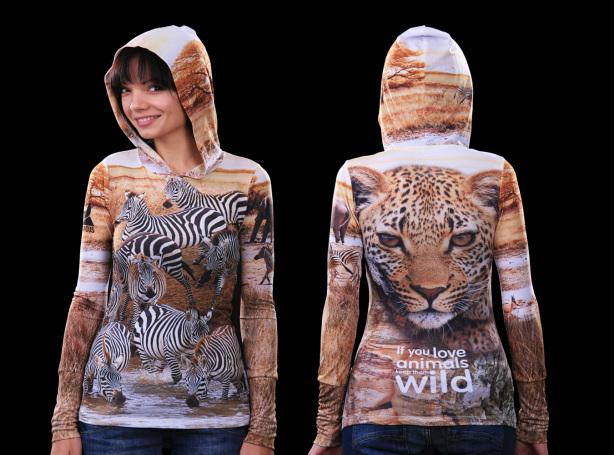 кенгурушка сафари (art-t-shirt24)