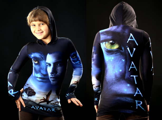кенгурушка аватар (art-t-shirt63)
