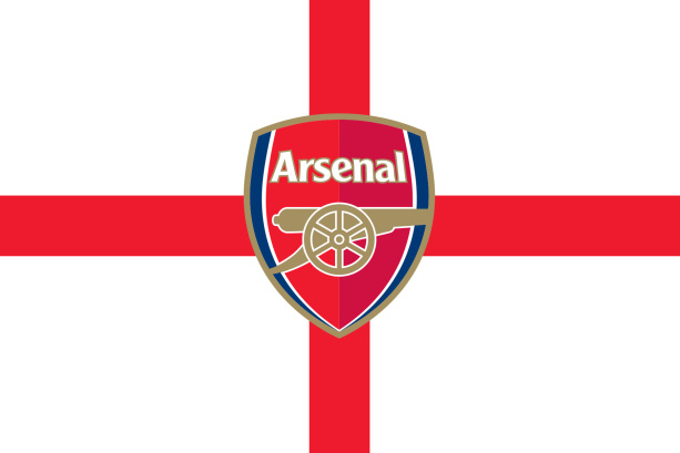 Флаг FC Arsenal (football-00018)